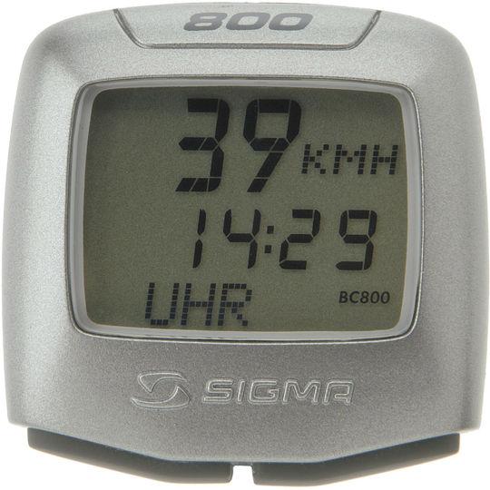 инструкция велокомпьютер сигма 600